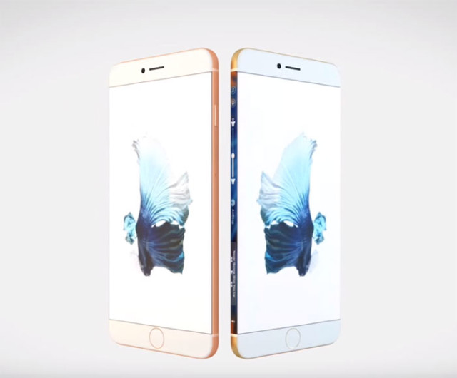 Concept iPhone 8 Paul Glaxon