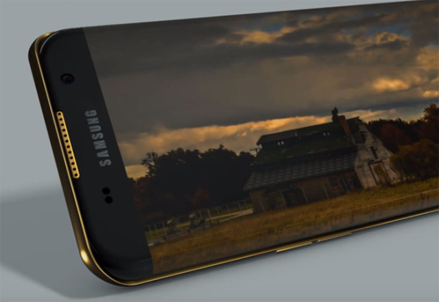 Concept Galaxy S7 Edge