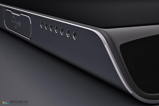 Concept Galaxy S7 Edge Trapèze : image 1