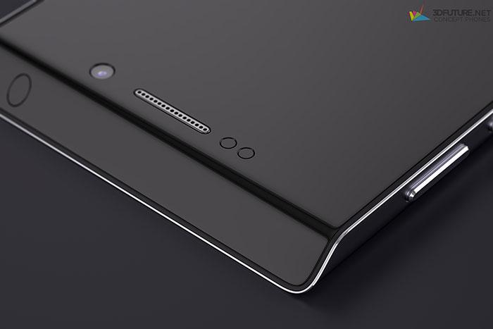 Concept Galaxy S7 Edge Trapèze : image 4