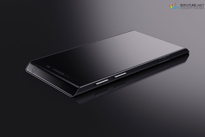 Concept Galaxy S7 Edge Trapèze : image 5