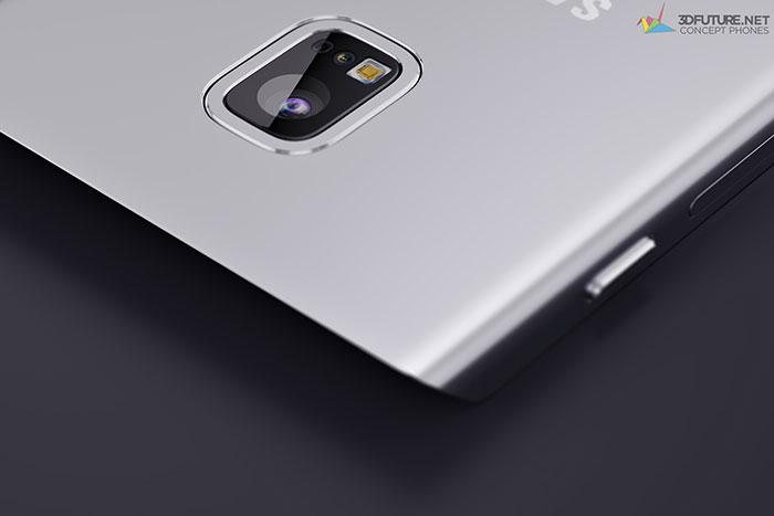 Concept Galaxy S7 Edge Trapèze : image 6