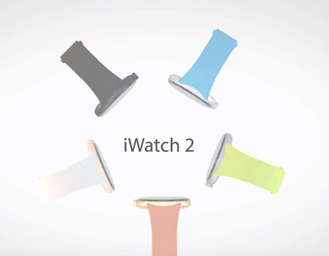 Concept iWatch 2