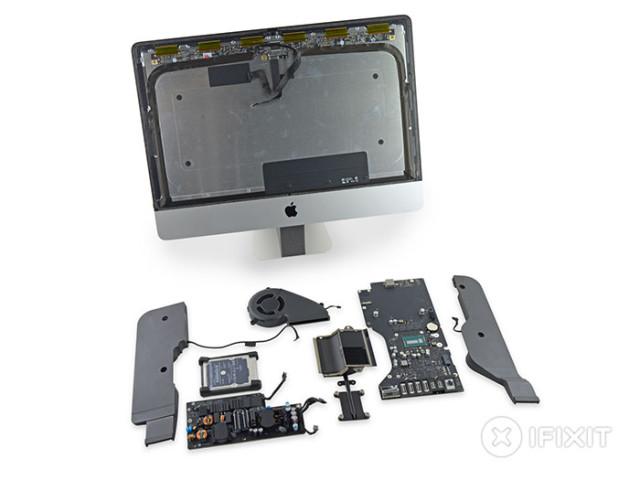 Démontage iMac 21,5 pouces