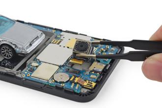 Démontage Nexus 5X