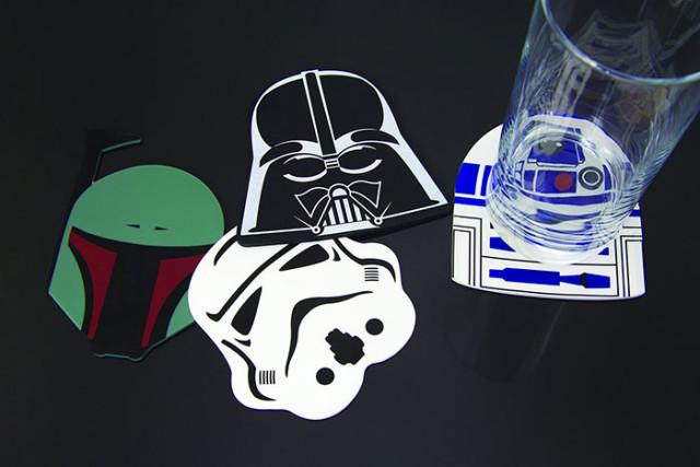 Dessous de verre Star Wars