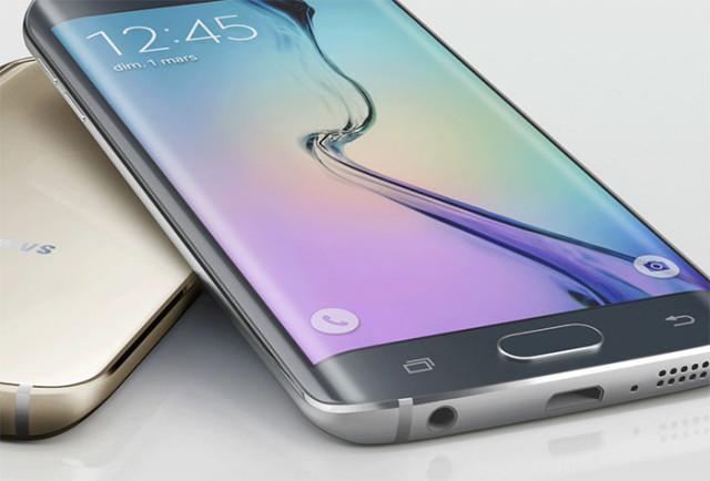 Deux Galaxy S7 Edge