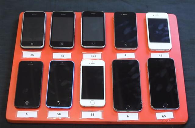 Expérience iPhone