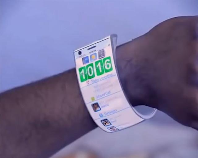 Cette Samsung Galaxy Gear va vous envoyer dans le futur
