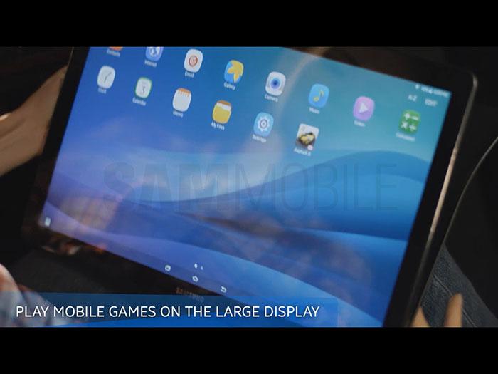 Samsung Galaxy View : image 10