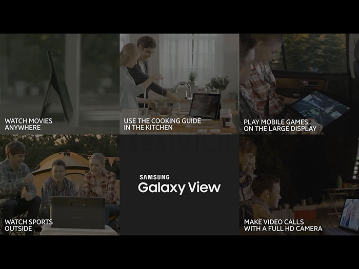Samsung Galaxy View : image 15