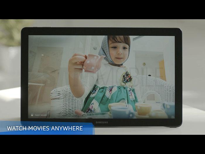 Samsung Galaxy View : image 5