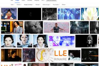 GIFs animés Google Images
