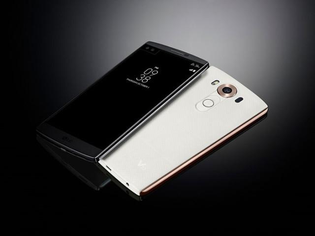 LG V10 : image 2