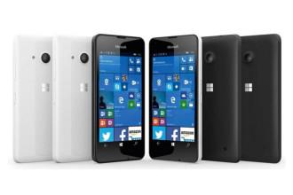 Rendu Lumia 550