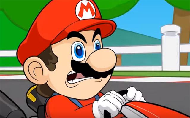 Mario le méchant