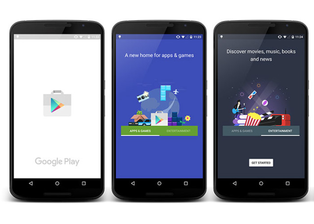 New Play Store : image 1