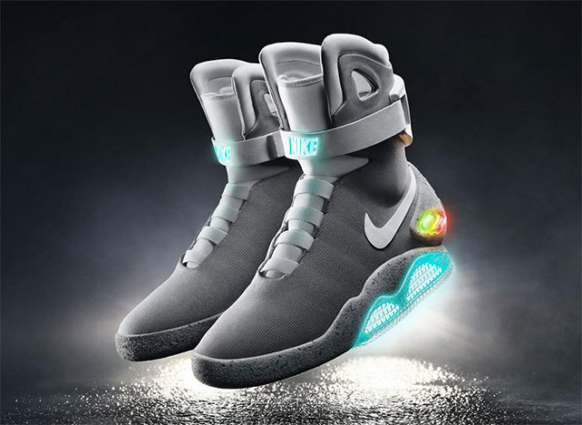 baskets led nike