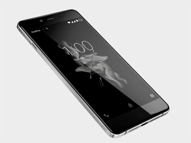 OnePlus X chez Colette