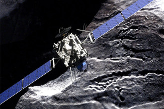 Oxygène Rosetta