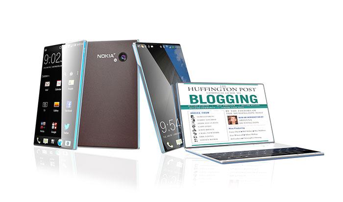 Phablette Nokia Concept : image 4