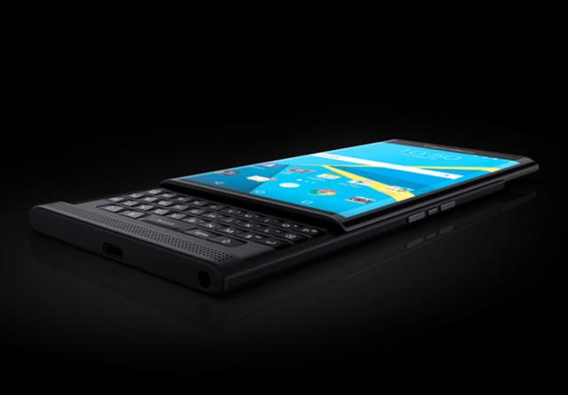 Prix européen BlackBerry Priv