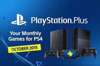 PlayStation Plus Octobre 2015