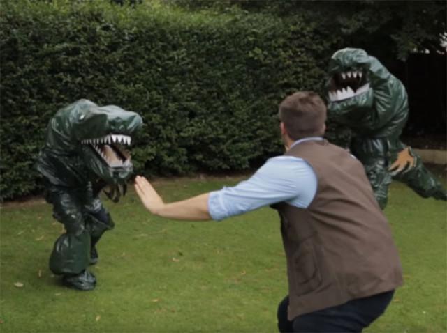 Remake Jurassic World