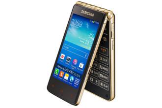 Samsung Galaxy Golden 3 benchmarks