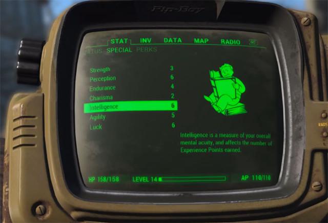 Simulateur Fallout 4