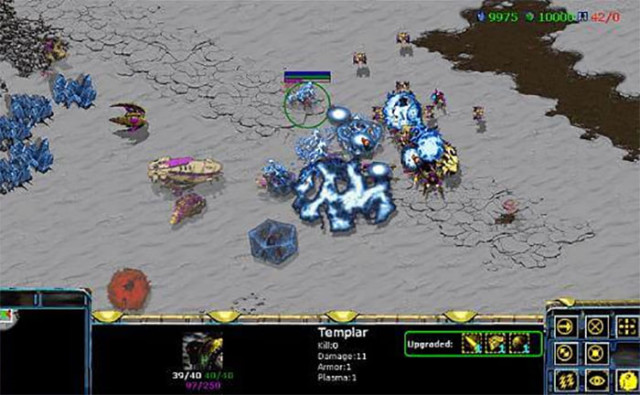 StarCraft HTML5 DCMA
