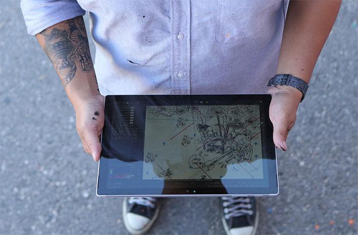 Surface Pro 4 : image 4