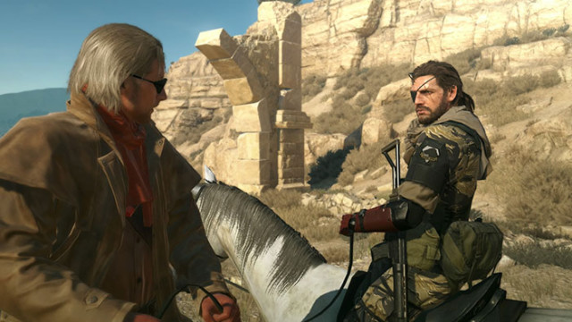 Test Metal Gear Solid 5 : image 3