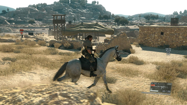 Test Metal Gear Solid 5 : image 5