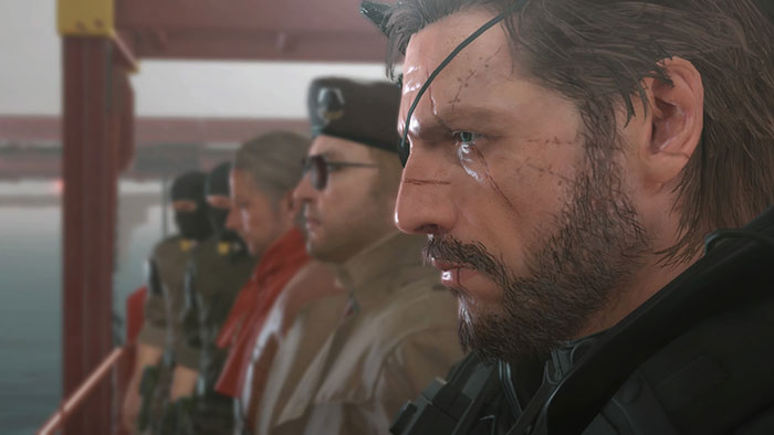 Test Metal Gear Solid 5 : image 11