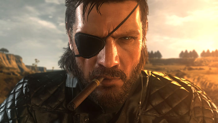 Test Metal Gear Solid 5 : image 12