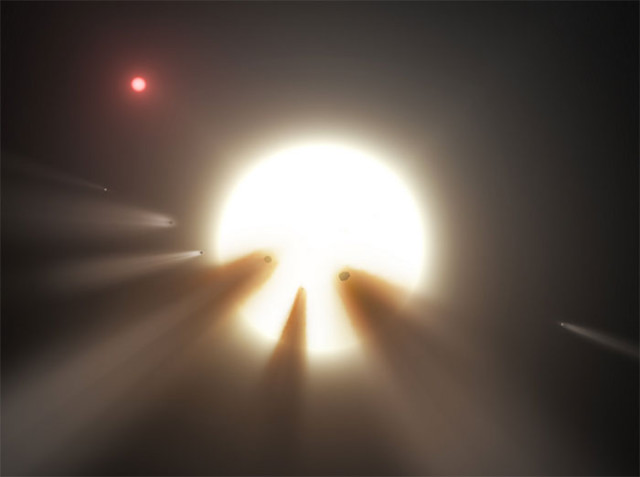Aliens KIC 8462852