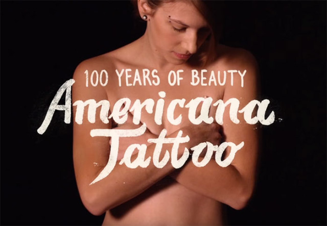 Americana Tattoo