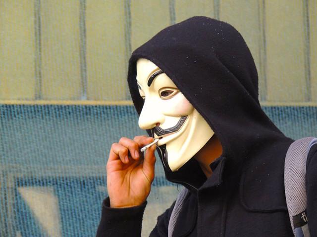 Anonymous Daesh