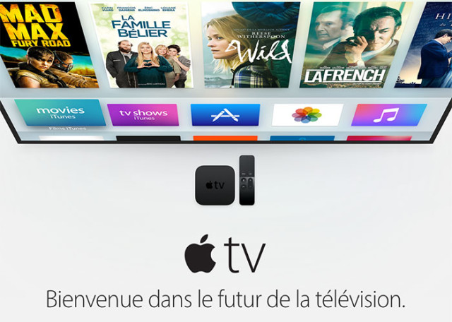 tvOS 9.0.1 Apple TV