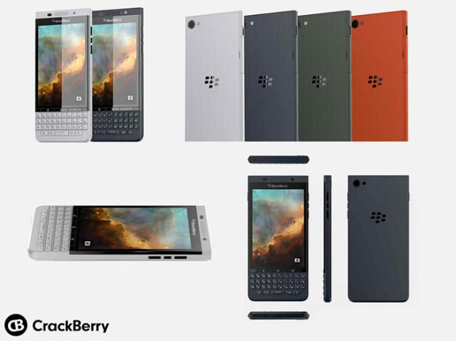 BlackBerry Vienna Android