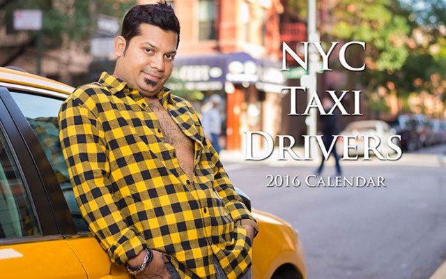 Calendrier sexy Taxi : image 1