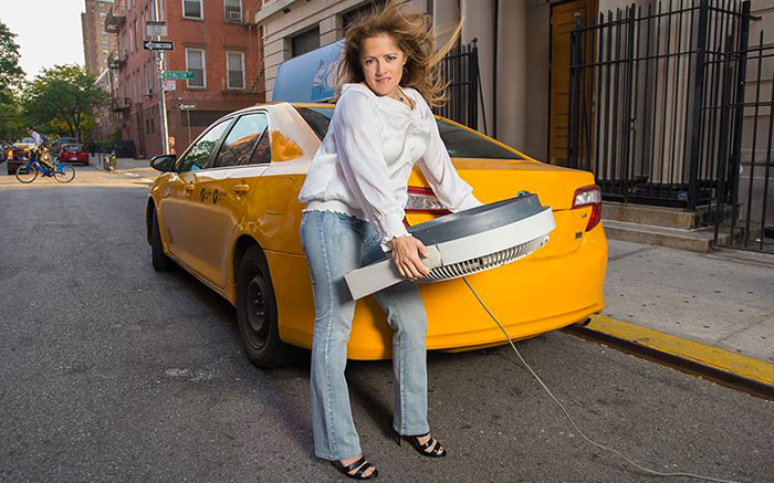 Calendrier sexy Taxi : image 11
