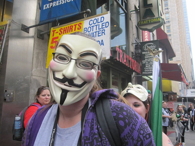 Campagne Défacage Anonymous