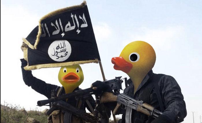 Canard Daesh : image 2