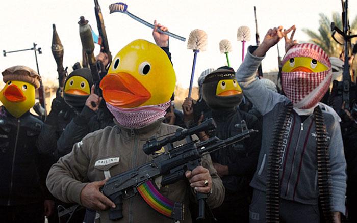 Canard Daesh : image 3