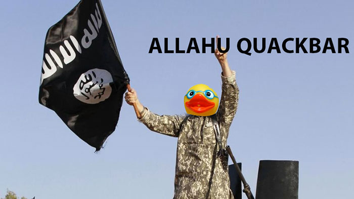Canard Daesh : image 5