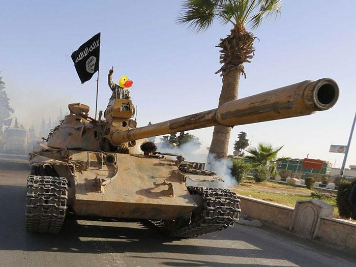 Canard Daesh : image 6