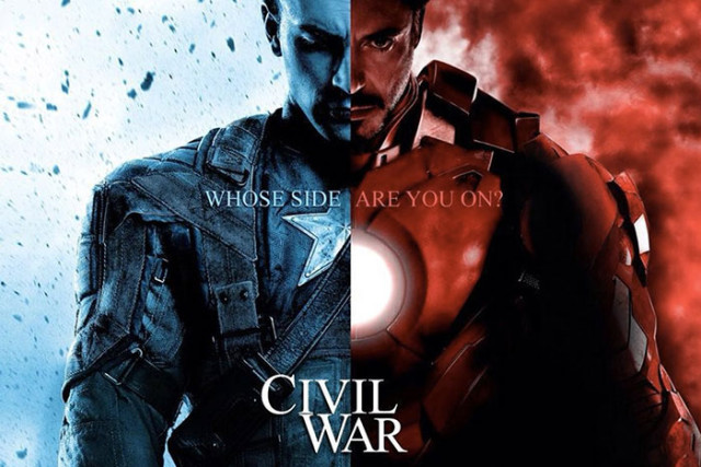 Bande annonce Captain America Civil War