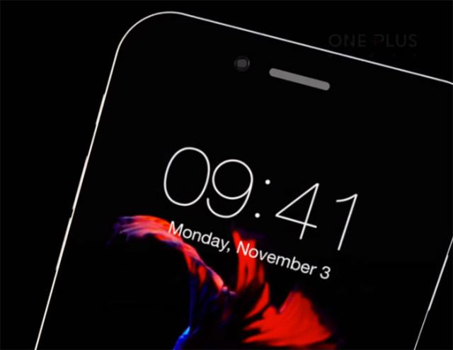 Concept iPhone 7c Paul Glaxon